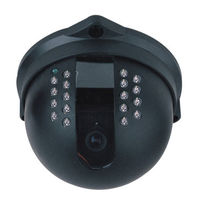 infrared CCTV dome video surveillance camera SEKO-3309 SEKO ELECTRONIC