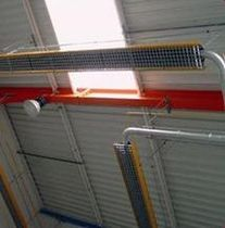 infrared radiating panel EUROLINE &amp; HARMOLINE SOLARONICS CHAUFFAGE