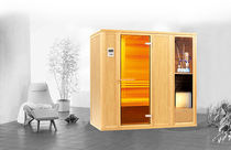infrared sauna INFRASALAIR saunalux