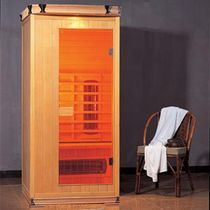 infrared sauna ROYAL SAUNA I Interstate Design Industries
