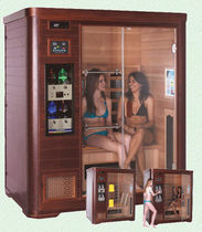 infrared sauna LEGEND exar