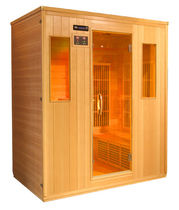 infrared sauna RADIANT INFRA SCG 1712 UNIPOOL