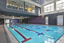 inground commercial training pool (for indoors) MYRTHA, VIRGIN ACTIVE FITNESS CLUB Myrtha Pools