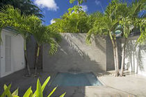 inground concrete swimming pool ST. BARTS CARIBBEAN Get Real Surfaces