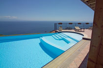 inground wall swimming pool (steel) THE SEA  Myrtha Pools