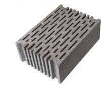 insulated block in pumice stone (monomur)  COGETHERM