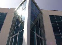 insulated laminated glass panel  S.T. VETRERIA SOMBRA DO SOL TM