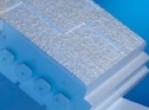 insulating polystyrene interjoist (for floor with girder-slab)  knauf-industries