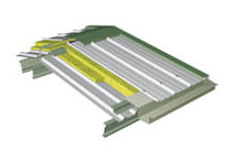 insulation panel for roofs DSP Arcelor
