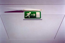 interior safety signage  SADI POLIARCHITETTURA