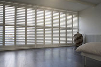 interior swing wooden shutter BASSWOOD JASNO SHUTTERS