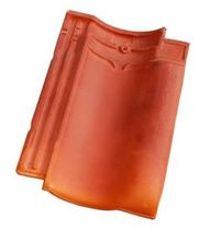 interlocking clay roof tile FLEMISH KORAMIC