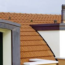 interlocking clay roof tile MARSIGLIESI ROSSA INDUSTRIE COTTO POSSAGNO S.p.a.