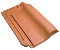 interlocking clay roof tile OLANDESE- CC03000 COTTO SENESE