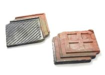 interlocking lozenge clay roof tile PROFILED DIAMOND Traditec