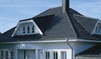 interlocking roof tile (slate imitation) TOPAS Monier Braas