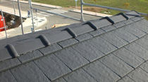interlocking roof tile (slate imitation) LEON TEJAS BORJA
