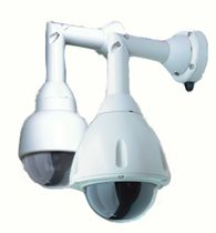 IP dome video surveillance camera  DEDICATED MICROS