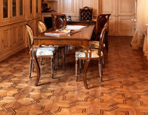 iroko engineered wood floor EURIDICE L'ARTE NEL PARQUET DI LATTANZIO G.