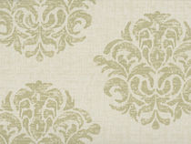 jacquard fabric BAROQUE HEART  PERENNIALS outdoor fabrics