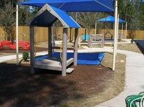 kid playhouse for playground MEC-016 BREEZEWAY BigToys