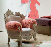 kids armchair (girls) DOMINO : CHIC  Di Liddo & Perego