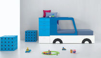 kids bed (boys: car) BABY 07 BM 2000