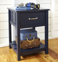 kids bed-side table (boys) CAMP Pottery Barn Kids