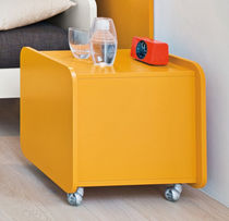 kids bed-side table (unisex) ROUND Clever