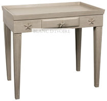 kids bed-side table (unisex) STAR BLANC D'IVOIRE