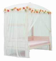 kids bed tent (girls) ROSES LIFE TIME