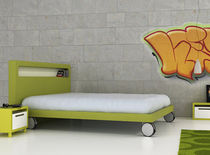 kids bed with casters (unisex) FLOPPY GRUPO CONFORTEC