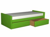kids bed with drawers (unisex) COMPACTO TRIBE GRUPO CONFORTEC