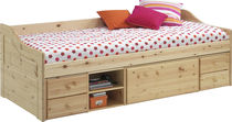 kids bed with drawers (unisex) MELANIE 649/19 Steens Furniture