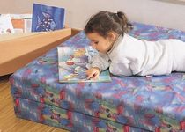 kids bed (unisex)  BEKA MOBEL