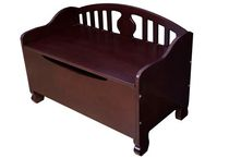 kids bench with toy box (unisex) QUEEN ANNE KidKraft