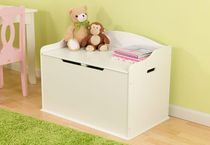 kids bench with toy box (unisex) AUSTIN KidKraft