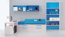 kids bookcase (boys) KID 19 BM 2000