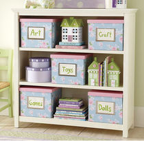 kids bookcase (unisex) CAMERON 3 Pottery Barn Kids