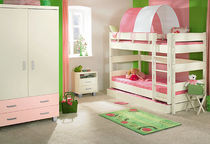 kids bunk bed (girls) BIANCOMO paidi