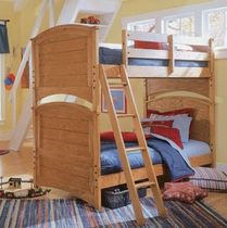 kids bunk bed (unisex) AUSTIN : 618-976R LEA INDUSTRIES
