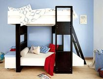kids bunk bed (unisex) UFFIZI Argington