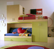 kids bunk bed (unisex)  Mob. Granzotto