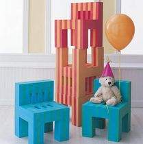 kids chair (boys) EVA by Lawrence & Sharon Tarantino Offi