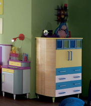 kids chest of drawers (boys) AMERICA Forni Mobili