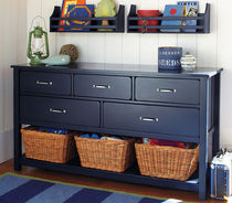kids chest of drawers (boys) CAMP EXTRA-WIDE Pottery Barn Kids