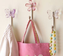 kids coat-rack (girls)  Pottery Barn Kids