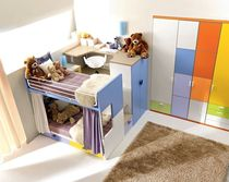 kids compact bed (boys) 908 Doimo Cityline