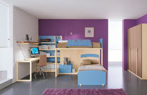 kids corner bunk bed (unisex) COMP. 23 Julia arredamenti