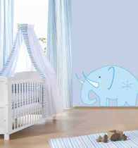 kids detachable vinyl wall sticker (boys) ELEPHANT 1 ARTamTam Imaging s.l.